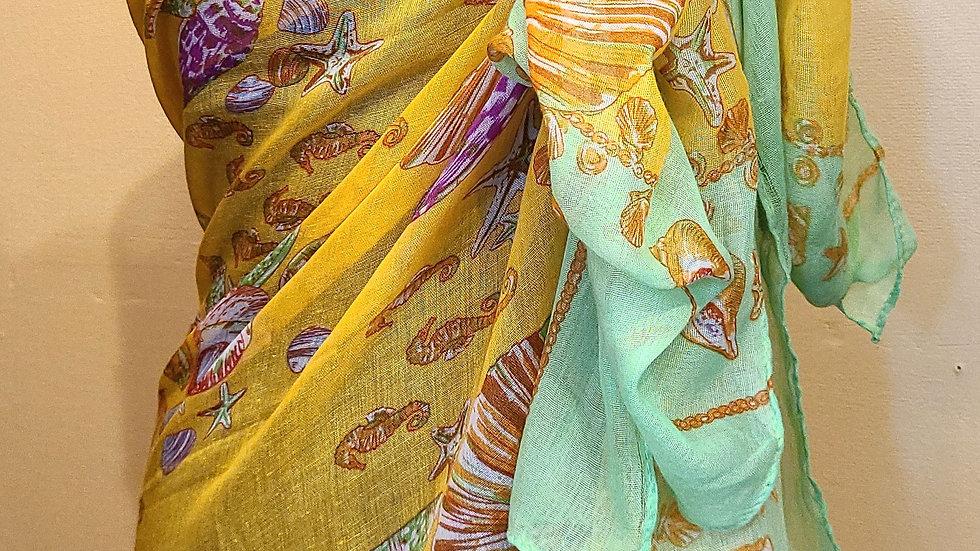 Multi use summer scarf