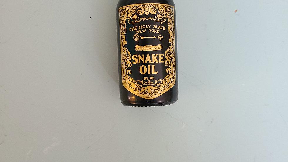 Grooming oil