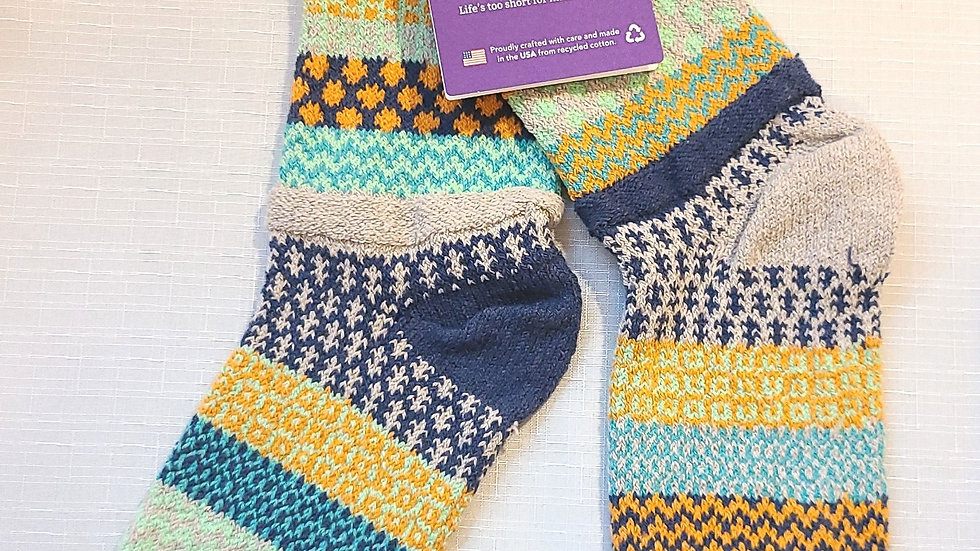 """""""Aloe"""" Solmate Socks"""