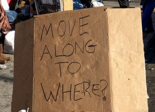 Move Along to Where?