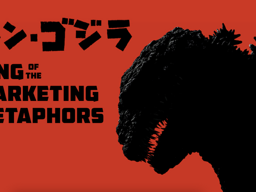 Marketing Lessons From Godzilla