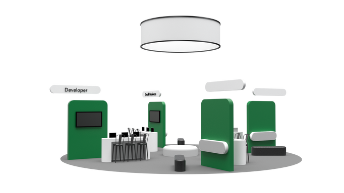 Booth Concept 2