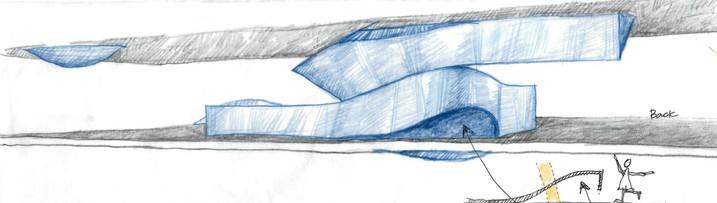 Design mock up in Maison Bordeaux --- sketch1