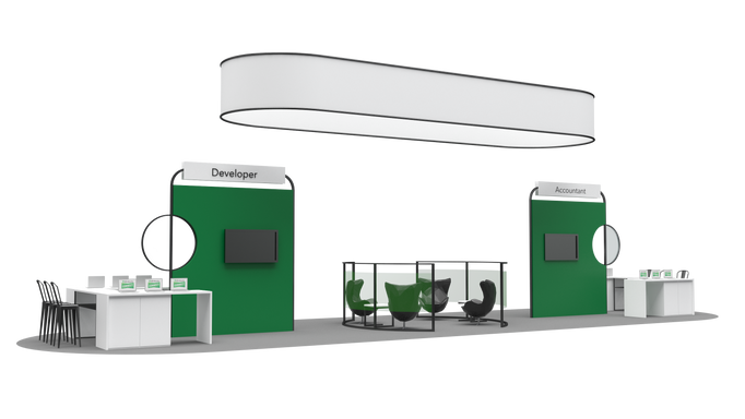 Booth Concept 1