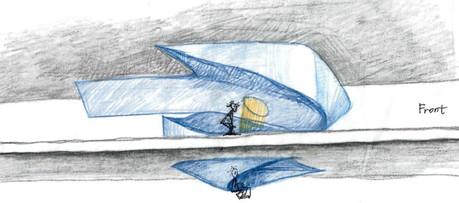 Design mock up in Maison Bordeaux --- sketch2