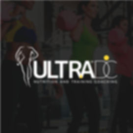 Ultra by DC Logo B