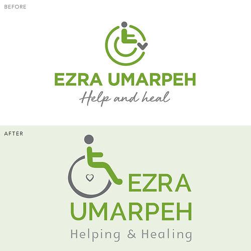 Ezra Umarpeh Rebrand