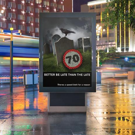 Speeding Campaign