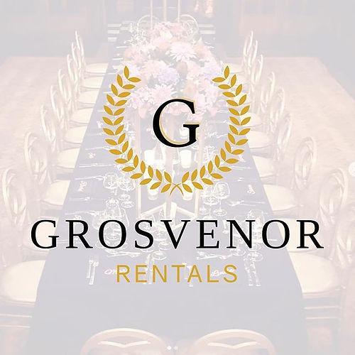 Grosvenor Rentas Rebrand