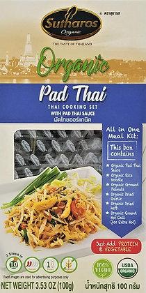Organic Pad Thai Noodles Sutharos Thai