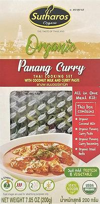 Organic Panang Curry