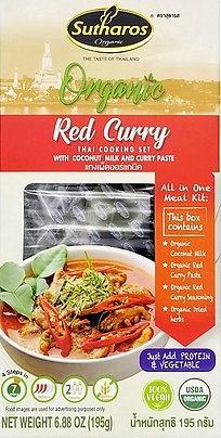 Organic Red Curry