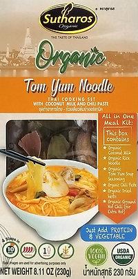 Organic Creamy Tom Yum Noodle