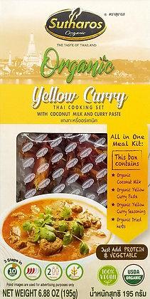Organic Yellow Curry Sutharos Thai
