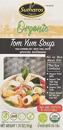 Organic Tom Yum Soup Sutharos Thai