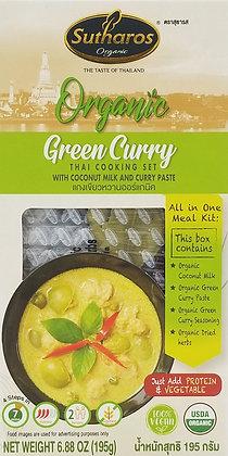 Organic Green Curry Sutharos Thai