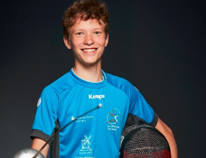 Degenfechter*innen starteten in Bad Segeberg - Jakob Stange mit bester Leistung
