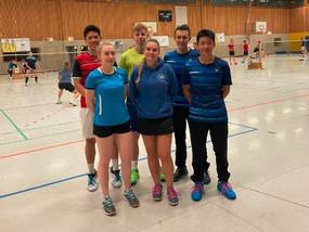 Badminton: Niklas Niemczyk & Justin Dang gewinnen in Lippstadt.