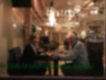 Romantic little restaurant