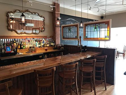 Cozy Bar to Grab a Beer & a Burger