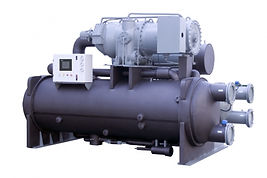 Water Cooled Centrifugal Chiller for hot