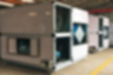 1 DX Coil Type Air Handling Unit With He