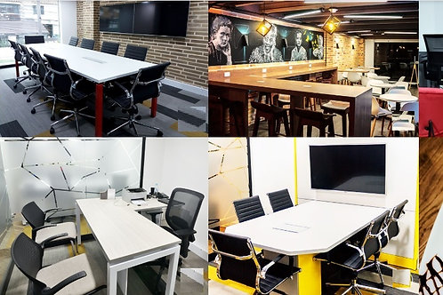 Coworking Calle 99