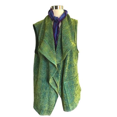 Vineyard Green Flutter Vest