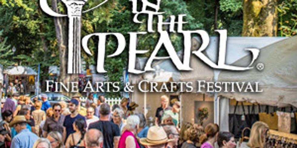 Art In The Pearl , a virtual art fair