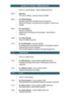 Programme Inauguration SymposiumWebsite.