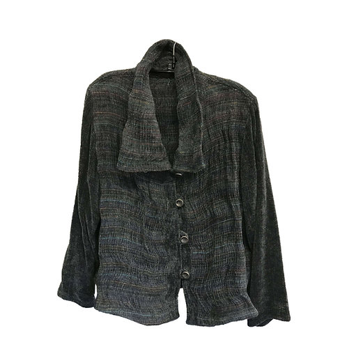 Woman with Steel Jacket Lite version (Liverpool Grey)