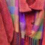 Handwoven Chenille Jacket