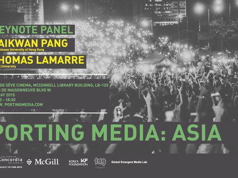 """Empowered Networks: Notes on the """"Porting Media: Asia"""" Keynote"""