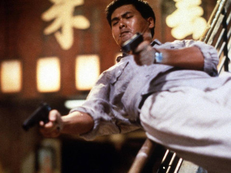 Upcoming Event: John Woo's Hard Boiled in 35mm at Bar le Ritz PDB