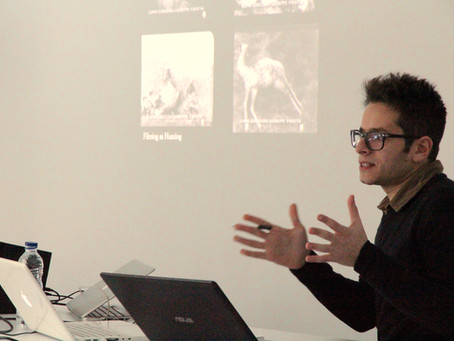 Shout Out! Giuseppe Fidotta wins the Concordia Stand-Out Graduate Research Award