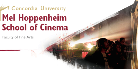 Open House for Concordia Film Studies Graduate Programs, March 15th, 2014