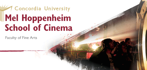 Open House for Concordia Film Studies Graduate Programs, March 15th, 2014