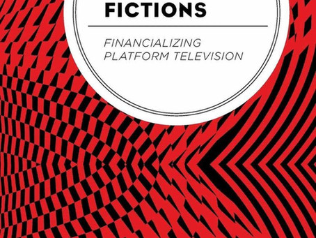 "PhD Student Colin Crawford's monograph ""Netflix's Speculative Fictions"" out now!"
