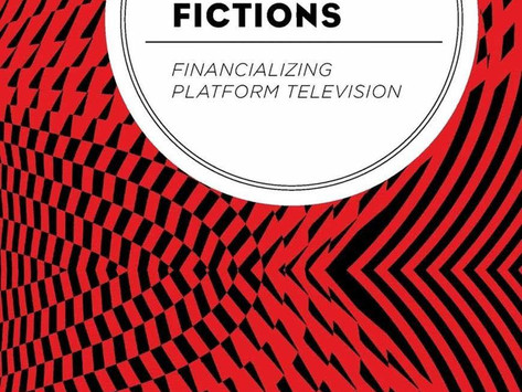 """PhD Student Colin Crawford's monograph """"Netflix's Speculative Fictions"""" out now!"""