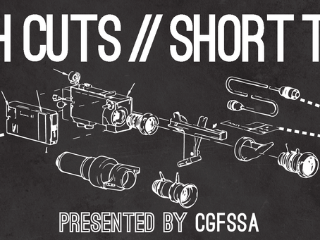 "CFP: ""Rough Cuts // Short Takes"" – Concordia Film Studies and Film Production Mast"