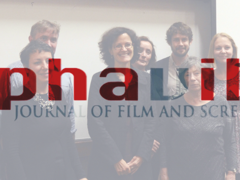 """Report from """"Deviate!: the 2nd International Alphaville Journal of Film and Screen Media Confe"""