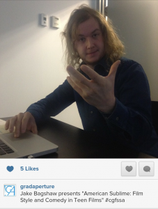 jake symposium instagram
