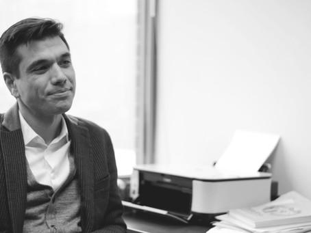PROF TALK: Marc Steinberg, Associate Professor, Graduate Program Director (Part I)