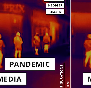 """Dr. Marc Steinberg and Dr. Joshua Neves featured in new collection """"Pandemic Media"""""""