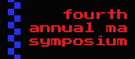 The 4th Annual CGFSSA MA Symposium