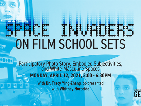 WIP: Space Invaders on Film School Sets: Participatory Photo Story, Embodied Subjectivities...