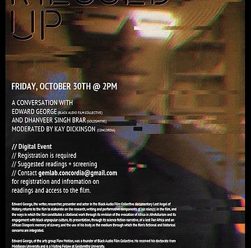 "Event: ""We Messed Up"" @ Gem Lab"