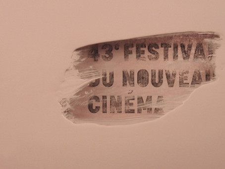 A Preview of the 43rd Festival du nouveau cinéma