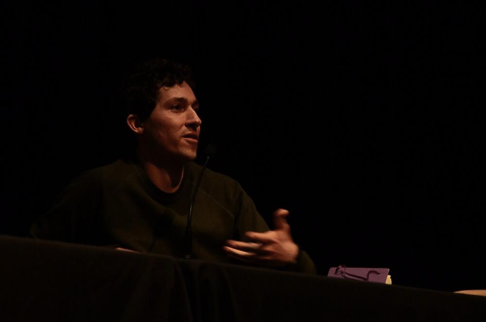 Adam Szymanski, doctoral student at the MHSoC
