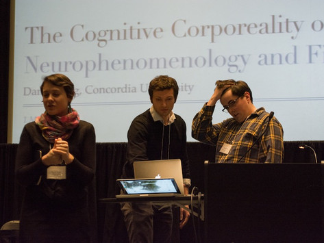 Recap: 16th Annual FSAC Graduate Colloquium (The Corpus: Bodies on Film/Bodies of Film)
